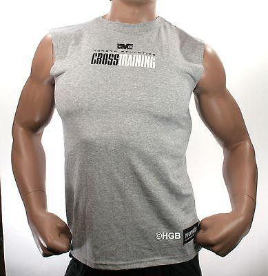 Monsta Clothing Co Graphic Tee Bodybuilding Wear CrossFit T-Shirt Mens Gym Wear
