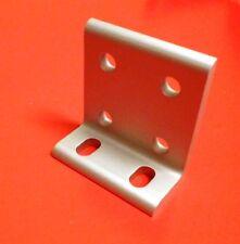Tnutz Anodized Aluminum 6 Hole Slotted Inside Corner Bracket 10 Series Cbs 010 C