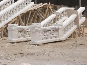 Best Hand Carved Marble Railings On Ebay Tk26 Ebay