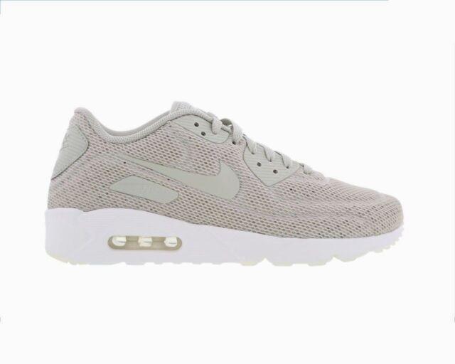 info for 82d2e 6e712 Original Mens Nike Air Max 90 Ultra 2.0 Breathe Trainers Pale Grey 898010002