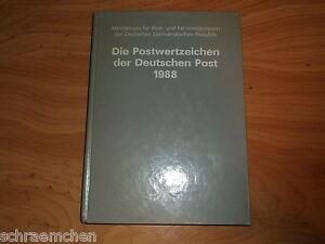 DDR-Jahreszusammenstellung-1988-Jahressammlung
