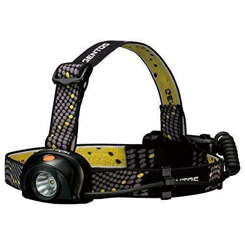 GENTOS Headlight Brightness 200 Lumens  10 Hour HW-888H Head Wars Japan  preferential