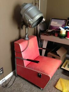 Image is loading Vintage-Salon-Martin-Turbinator-Totally-Retro-Coral-Hairdryer- : chair works - Cheerinfomania.Com