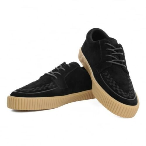 Men Vlk Shoes Skeater Rare KA9252 Sneaker Suede New Suede T Sole nero Gum U in rCodBWxe