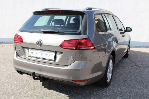 VW Golf VII 1,4 TSi 122 Highline Variant BMT - billede 1