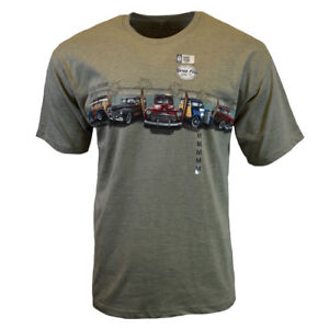 FORD-Mens-Tee-T-Shirt-Classic-Vintage-American-Muscle-Cars-Trucks-Surf-Beach-NEW