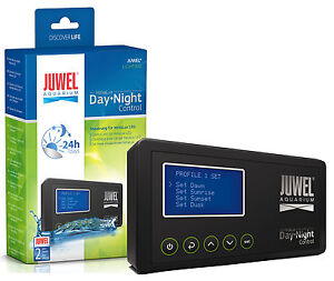 Juwel-HeliaLux-LED-Day-Night-Control-Steuerung-fuer-Helialux-LED-Leuchtbalken