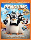 Penguins of Madagascar 3d - Blu-ray Region 1