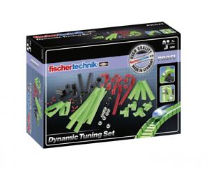 Fischertechnik 533873 Dynamic Tuning Set Für Kugelbahnen Konstruktionsspielzeug