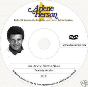 Frankie-Avalon-TV-Interview-1989-30-Min-DVD