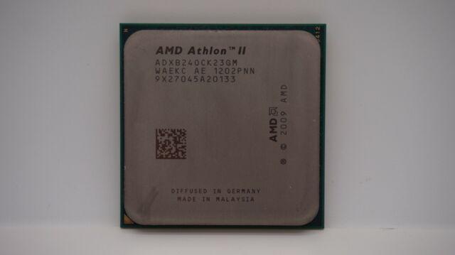 AMD Athlon II X2 B24 3.0 GHz Dual Core CPU Processor Socket AM3 ADXB240CK23GM