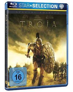 Troja-Director-039-s-Cut-Blu-ray-NEU-OVP-Brad-Pitt-von-Wolfgang-Petersen-Special