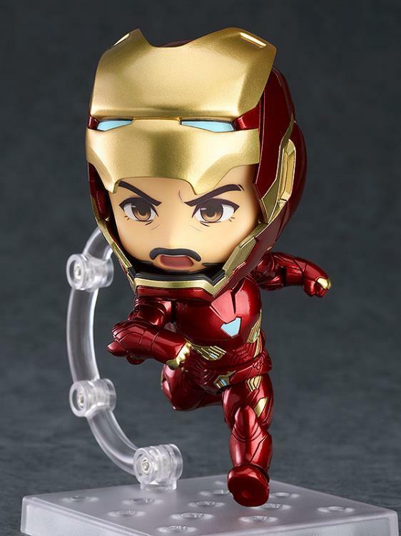 Nendoroid  988 Iron Man Mark 50 Vengadores Infinito Guerra vendedor de EE. UU. en Stock
