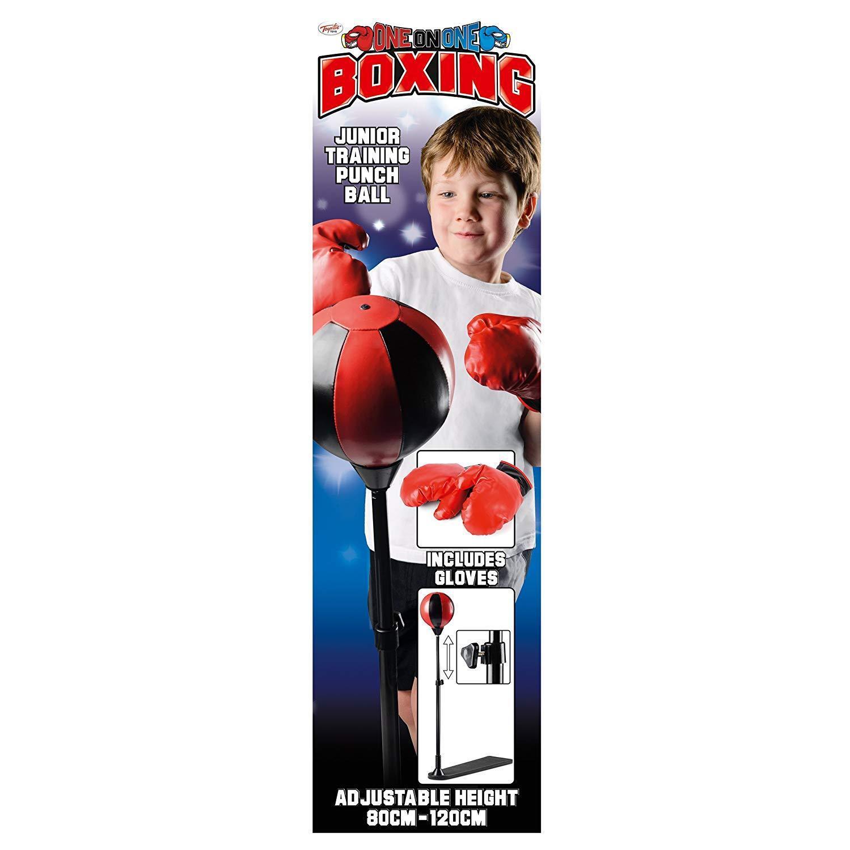 Spielzeug Junior Boxing Boxsack Kugelhandschuhe Set Training Large Free Standing