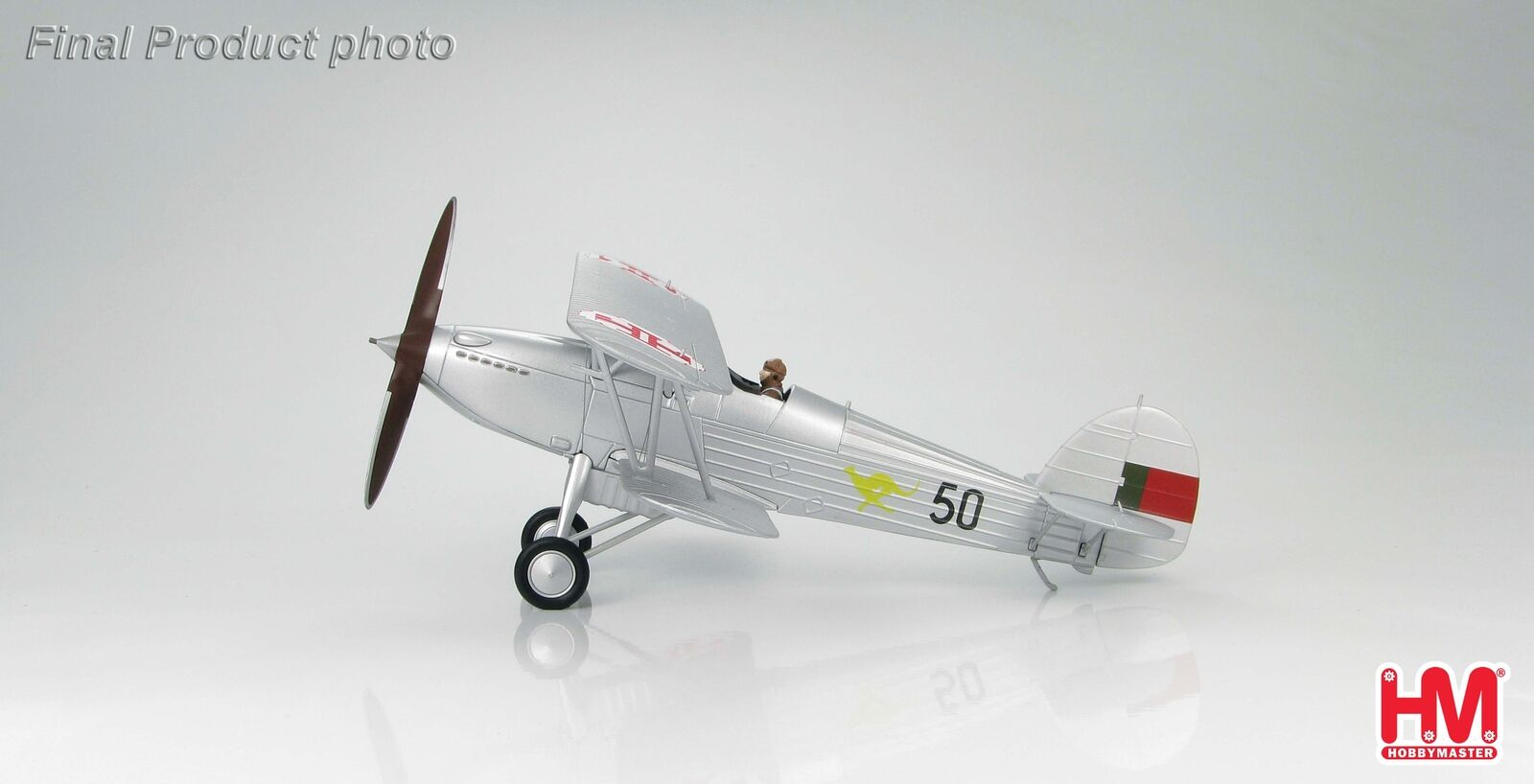 Hobby Master 1 48 British Hawker Fury I Tancos Portugal HA8003