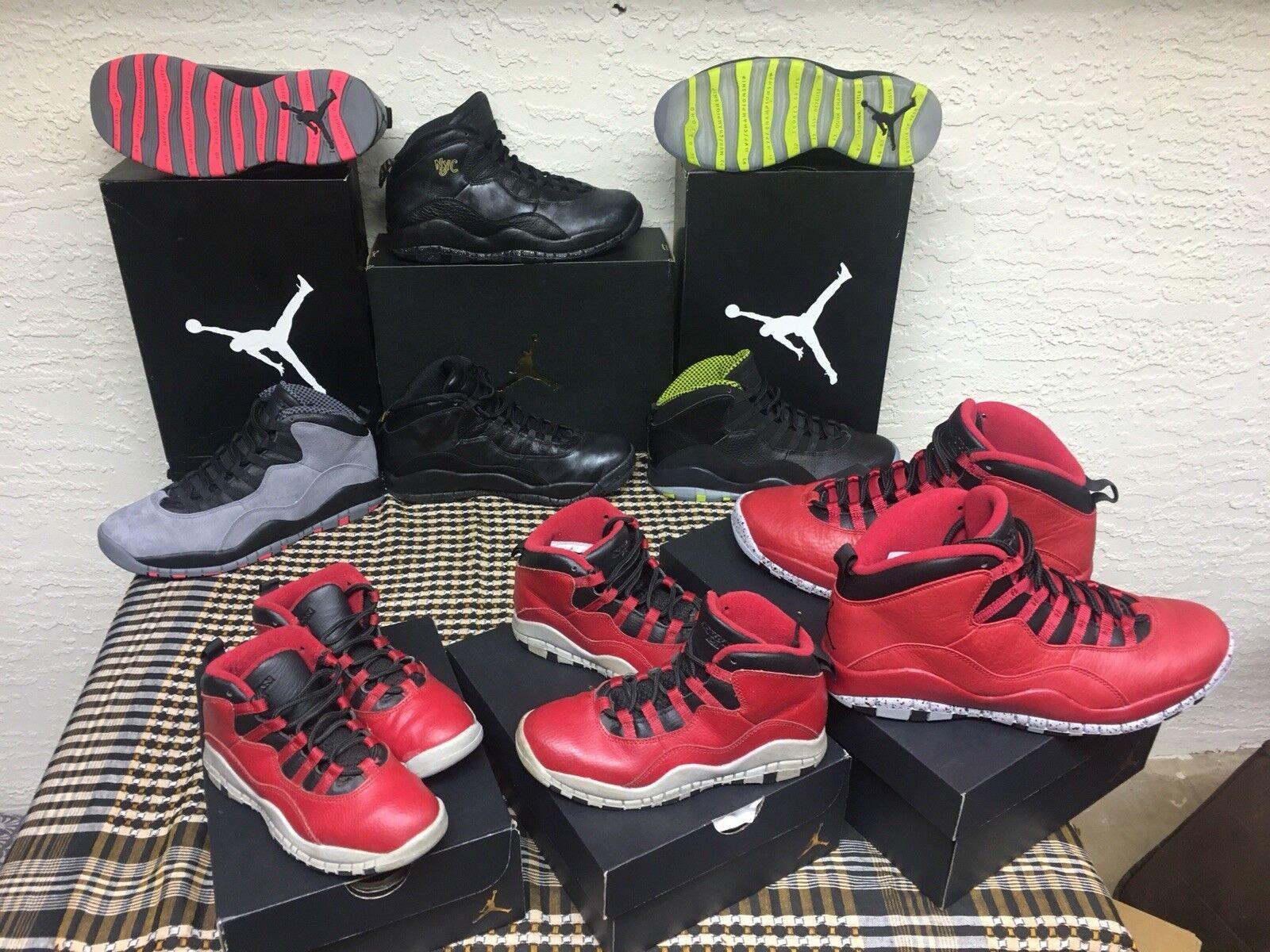 Air Jordan 10 Retro Lot