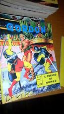 GORDON #   3- IL TORNEO DI MONGO -EDIZIONI FRATELLI SPADA-29 AGOSTO 1964