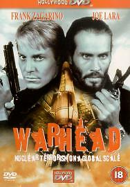 1 of 1 - Warhead (DVD, 2002)