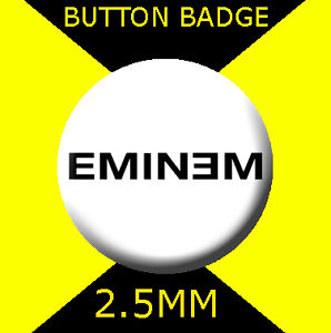 Button Badge 25mm # CD7 KATY B BROKEN RECORD LOGO