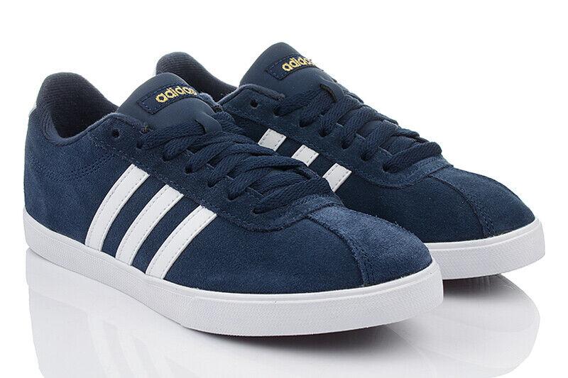 Adidas Courtset chaussures Baskets Originals Cuir Loisirs Vente