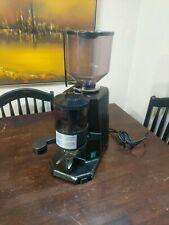 La San Marco Sm 90 Commercial Espresso Burr Grinder Coffee With Doser Very Nice