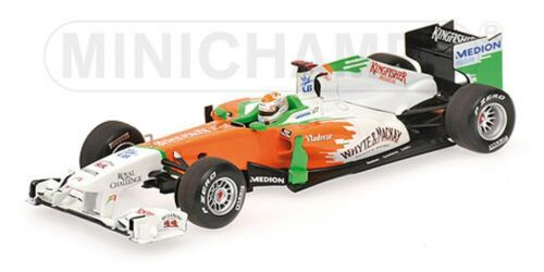 MINICHAMPS 410 110015 110084//85 120011 FORCE INDIA cars DiResta Sutil 2011 //2012