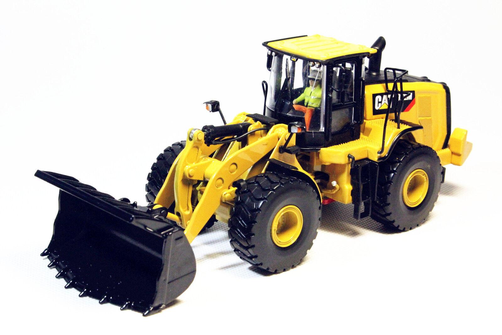 mejor moda 1 50 Diecast Masters Masters Masters Caterpillar Cat 972M Cochegador de rueda  859271  cómodamente