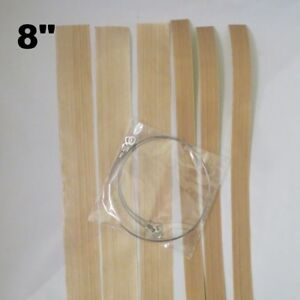 8-034-Round-Wire-Replacement-Impulse-Sealer-Heat-Element-Seal-amp-Cut-Teflon-3-Pack