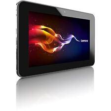 """Lenco TAB-740 Black HDMI, Micro SD, USB, Android, Dual Core CPU  8GB 7"""" Display"""