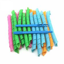 "55cm / 22"" DIY Magic Circle Hair Styling Rollers Curlers Leverag Perm 18 pcs"