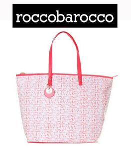 Tracolla Rb Linea Signore Roccobarocco Rosso Bianco Borsa CZ1g1qwX