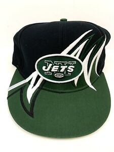 pretty nice 72b7b a676b Details about New York Jets Hat Cap Official NFL Team Apparel Store  Adjustable Snapback
