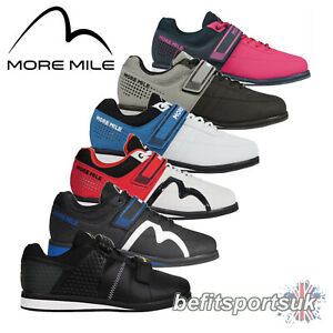 e5c4cced3e6e MORE MILE MORE LIFT MENS WOMENS LADIES WEIGHT-LIFTING POWERLIFT ...