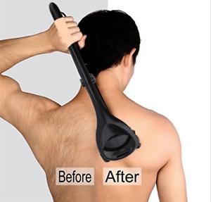Körperhaar und Rückenrasierer Rasierer Arm Körperrasur