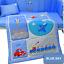 Soft-Fun-Baby-Nursery-Bed-Bedding-Set-Cot-Quilt-Duvet-Bumper-Fitted-Sheet-Pillow thumbnail 42