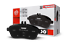 Genuine Ferodo Rear Premier Brake Pads FDB1395