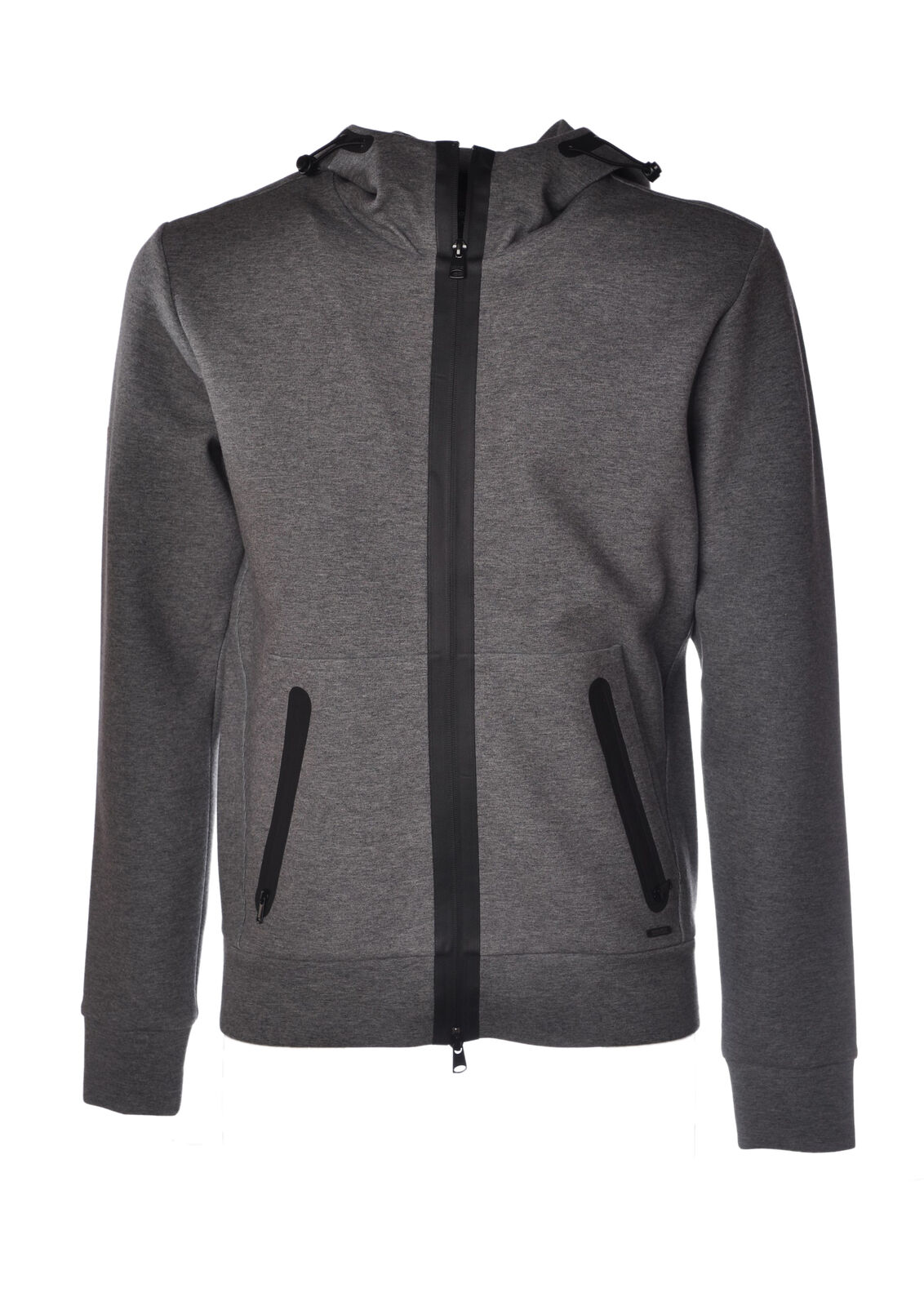 Woolrich - Topwear-schweißhemds - Man - grau - 5004716D183749