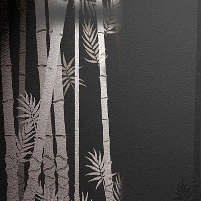 Bamboo Stencil Kit  #09: Craft, Canvas Painting, Scrapbooking, Airbrushing