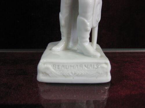 Scheibe Alsbach Napoleon Beauharnais Figur 14,5 cm Frankreich Offizier Dolch