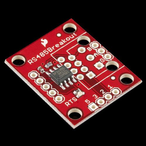 2pcs 3.3 V UART Série à RS485 SP3485 Transceiver Converter Communication Module