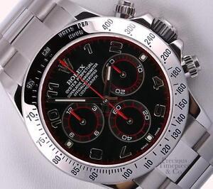 Rolex-Daytona-Cosmograph-116520-Stainless-Steel-40mm-Watch-Black-Arab-Dial-Box