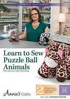 Learn to Sew Puzzle Balls Animals DVD: With Instructor Abby Glassenberg by Abby Glassenberg (DVD video, 2015)