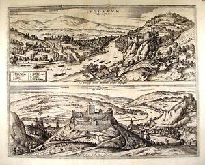 Antique-map-Lugdunum-vulgo-Lion-Vienna-vulgo-Vienne-de-France