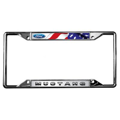 Ford Expedition Metal Zinc License Plate Frame Tag Holder Official Licensed