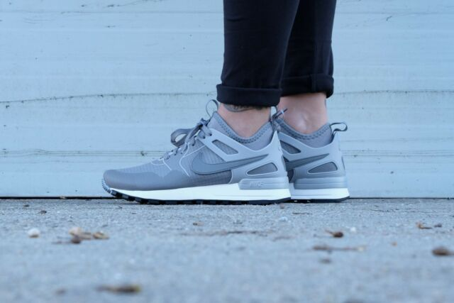finest selection 06112 38a6a NEW Womens Nike Air Pegasus 89 Tech Size 9 Cool Grey Water-Resistant  Sneakers