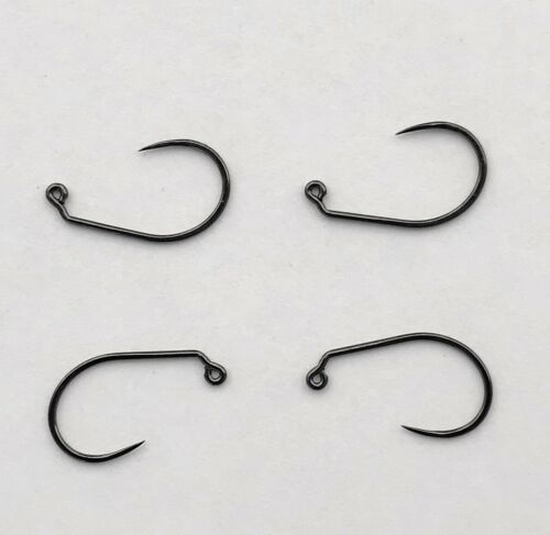 450BL JIG NYMPH fly tying hooks sierra comp series #18 #16 #14 #12 #10 #8 50