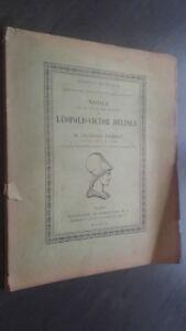 Instrucciones Victor Leopoldo Delisle G. Perrot F. Didot París 1911 Frontispicio