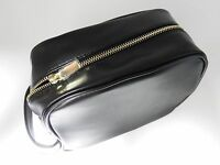 D&g Dolce & Gabbana Travel Kit Color Brown Toiletry Travel Bag Brand