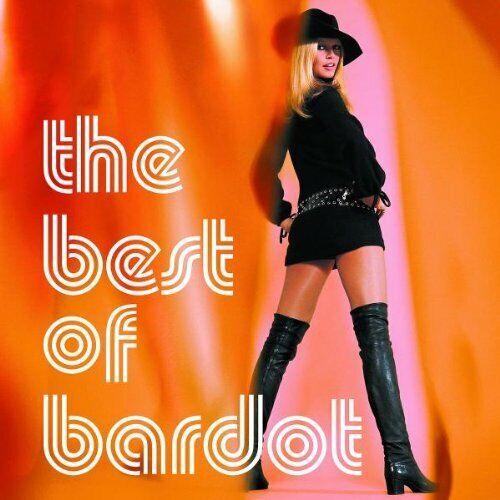 Brigitte Bardot-The Best Of Bardot CD Extra tracks  Very Good