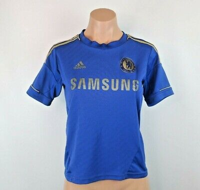 Adidas Kids CHELSEA England soccer jersey, size youth m, boys ...